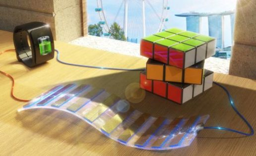 Crean un dispositivo capaz de generar energía a partir de las sombras