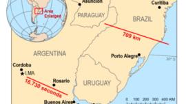 Dos rayos pulverizan todos los récords conocidos: uno duró más de 16 segundos, y el otro se extendió a lo largo de 709 km