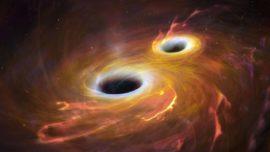 El Universo podría estar plagado de «nubes» de pequeños agujeros negros indetectables