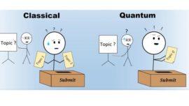 Una «chuleta cuántica» que permite ocultar nuestra ignorancia en un examen
