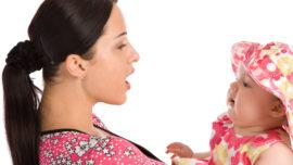 Hablar con los bebés potencia la adquisición del lenguaje