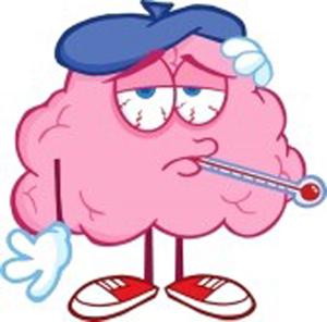 El estrés también produce fiebre