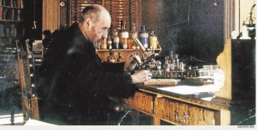 Cajal recibió 65 nominaciones al Nobel
