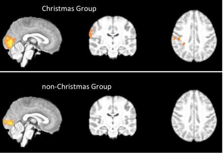 Las neuronas del espíritu navideño