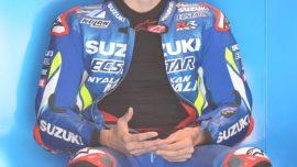 La caída de Márquez permite la primera victoria de Alex Rins en MotoGP