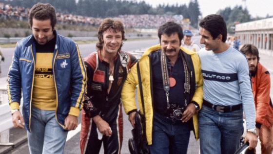Tomás Díaz-Valdés y Ángel Nieto, los culpables del éxito del motociclismo español