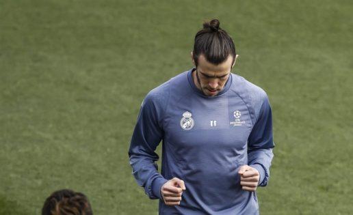 Bale no se marchó antes del final del clásico, basta de bulos