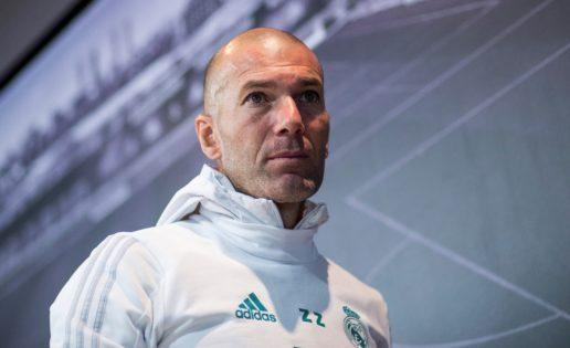 Zidane desea renovar la ambición suprema que define al Real Madrid