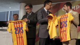 El Real Madrid quiere ir de cara a Barcelona, no a escondidas, porque los delincuentes son otros