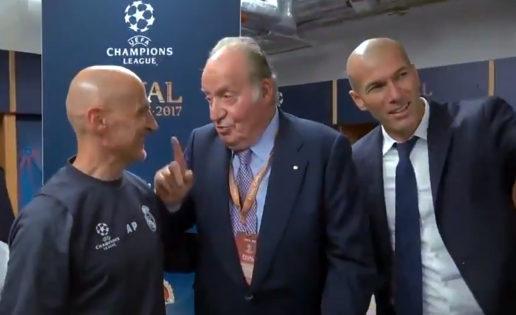 Vuelve Zidane, el mago del vestuario, el que no se considera el mejor y lo es