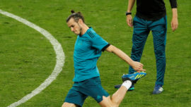 El Real Madrid retendrá a Bale en enero, es jugador de mercado de verano