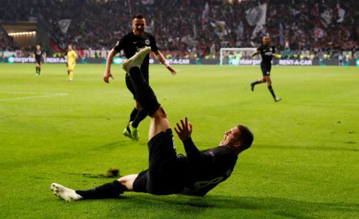 Jovic, el centrocampista creativo que se transformó en un ariete matador