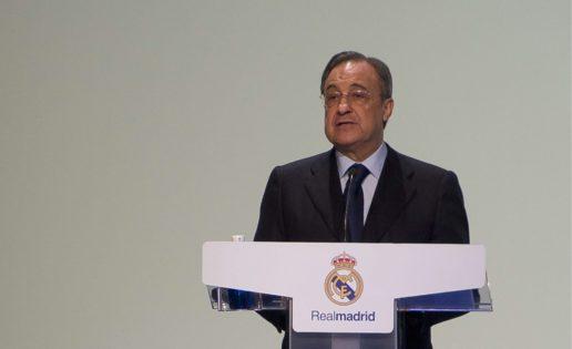 Mensaje de Florentino Pérez: «Hay gente que gana Ligas y llevan no sé cuántos años sin ganar la Champions»
