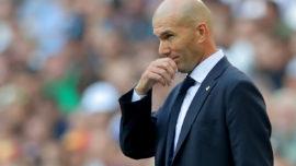 Zidane, los platos fuertes para ganar en Mánchester