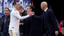 Gareth Bale pide paso a Zizou