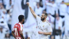 Benzema, el delantero más criticado pasa a ser el más elogiado