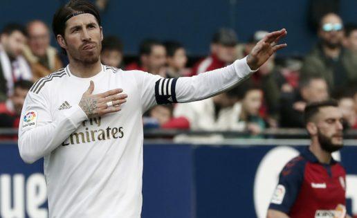 ¿Por qué esa persecución obsesiva contra Ramos?  ¿Es envidia, es decir, admiración?