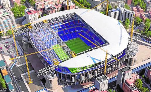 El Real Madrid, el equipo que más vale del mundo, sin tirar la casa por la ventana