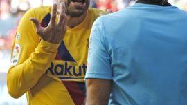 """El Barcelona hace campaña arbitral para ganar la Liga desde su """"Bar (celona)"""""""