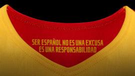 La selección y la responsabilidad de ser español