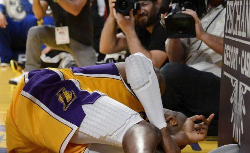 El día que lloró Kobe Bryant