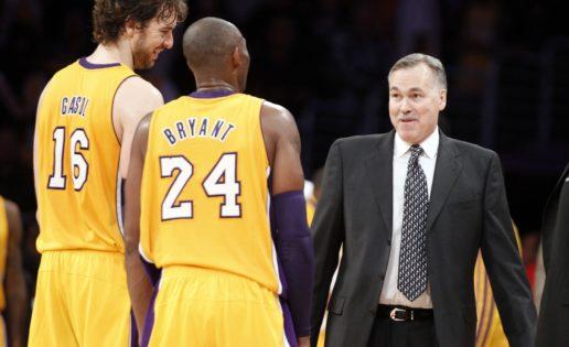 Ocho finales para los Lakers