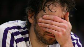 ¿El último partido de Gasol en los Lakers?