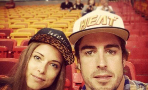Fernando Alonso se «hace» de los Heat