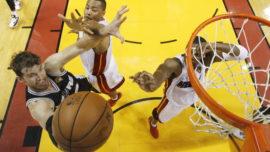 Así fue la «masacre» de los Spurs en Miami