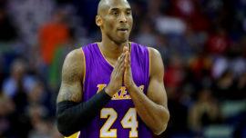 El adiós improbable de Kobe Bryant