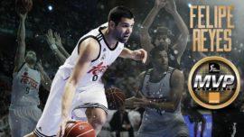 Así cambia los pañales el MVP ACB, Felipe Reyes