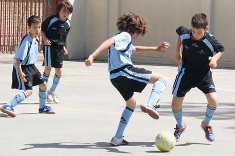 Futsal: A solo dos jornadas, el podio prebenjamín permanece inmutable