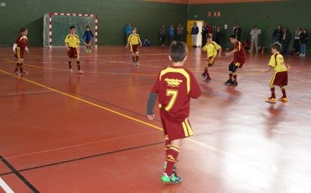 Futsal: Los alevines de Santo Ángel A logran el ascenso