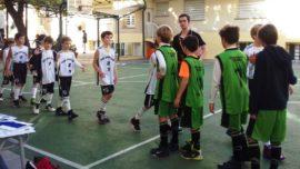 """Baloncesto: San Patricio Serrano """"C"""" se acerca a Escuelas Pías"""