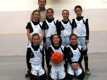 Baloncesto: Nuestra Señora vs San Patricio Serrano A