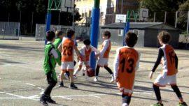 Baloncesto: Los benjamines de Santa María acaban con victoria