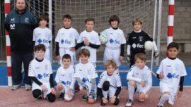 Futsal: Vedruna Inter FS B vs Claret C