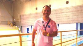 "Javier Esteban: ""Presentaré mi candidatura para ser Organizador Técnico Internacional de Fútbol Sala"""