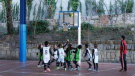 """Las mejores imágenes del encuentro de baloncesto entre Virgen de Mirasierra """"A"""" y Nuestra Señora de las Nieves"""