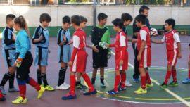 Estos son los primeros líderes de fútbol sala de los XXXI Juegos Deportivos de Escuelas Católicas de Madrid