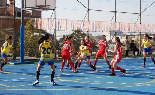 Gran estreno en baloncesto para Calasancio, El Prado, Coín y Ntra. Sra. Maravillas