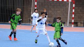 Dos partidos en Mirasierra, protagonistas de la 3ª jornada de los Juegos Deportivos de ECM