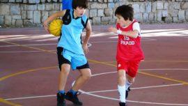 Claret, Salesianos Atocha y Sagrado Corazón de Jesús Gutenberg vencen a rivales directos en minibasket