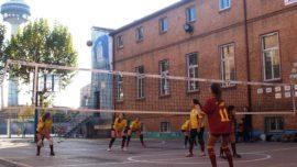Cinco victorias resueltas en el set decisivo en voleibol