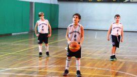 San Patricio Soto, Virgen de Atocha y Safa Oberón encuentran el camino de la victoria en baloncesto infantil