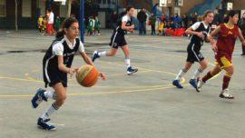 El basket infantil femenino se acerca al desenlace