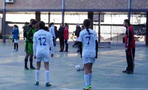 Tres equipos para la última plaza de fútbol sala femenino