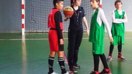 """Carmen Martín, árbitra de baloncesto: """"El baloncesto es un deporte de equipo, eso inculca valores"""""""