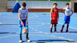 Así va el baloncesto en el ecuador de los Juegos Deportivos de ECM