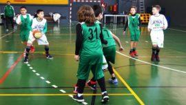 El basket, protagonista en salesianos San Miguel y Pureza de María